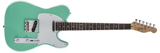 Guitarra SGT TC Classic Surf Green 536x180