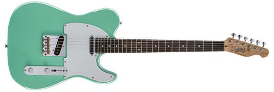Guitarra SGT TC Classic Surf Green 536x180