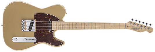 Guitarra SGT TC Start Gold 536x180